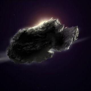 Метеорит.