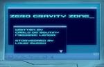 21 zero gravity zone