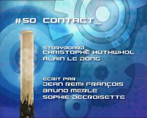 Контакт Contact