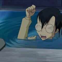 Херв пао у воду!