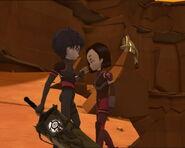 William-XANA şi Yumi