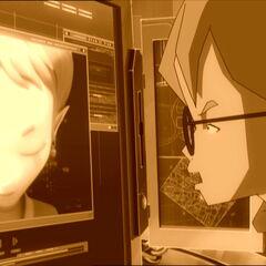 Џереми се сећа сусрета са Аелитом.