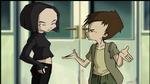 Yumi & Ulrich in a fight