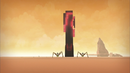 Two Tarantulas guarding the activated Tower in the Desert Sector