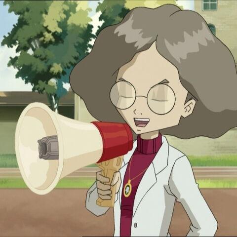 Сюзан Херц в анимационния сериал.