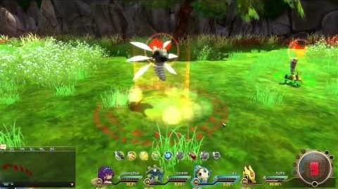 턴방식 MMORPG GAME Code Lyoko Movie