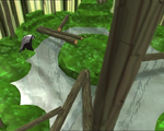 Code Lyoko - The Forest Sector - Ponds