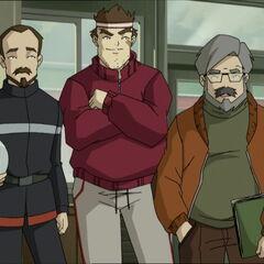 Ватрогасац, Џим и г. Делмас.
