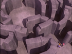 Code Lyoko - The Mountain Sector - Labyrinths