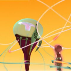 Медуза са Аелитом.