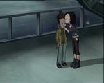 Yumi kiss Ulrichs forehead