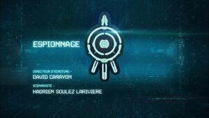 Шпионаж Espionage