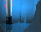 Code Lyoko - The Ice Sector - Ice Caves