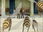 Atacul albinelor