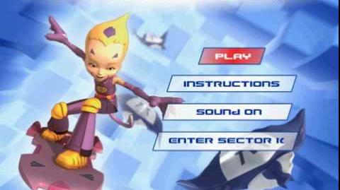 Code Lyoko Manta Bomber Windows PC Gameplay
