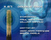 67 double take