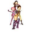 Lyoko Warriors avatars Season 4