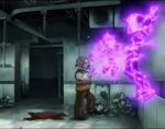 Ultimatum Odd and Yumi electrocuted