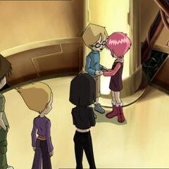 Аелита постаје прави Лиоко ратник.