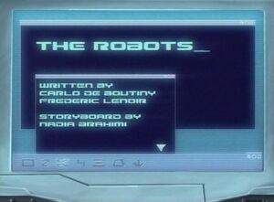 Роботы The Robots