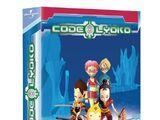 List Of Code Lyoko DVDs