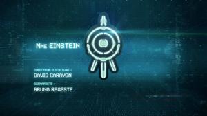 Mme Einstein title