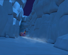 Code Lyoko - The Ice Sector - Canyons