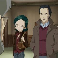 Вилијамови родитељи.