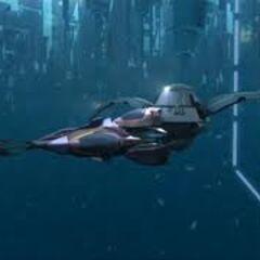 <i>Скидбладнир</i> крстари дигиталним морем.