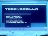 Urso de peluche Godzilla