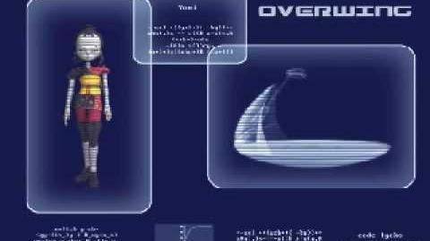 Code lyoko Overwing Yumi