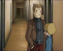 Jeremie col suo padre