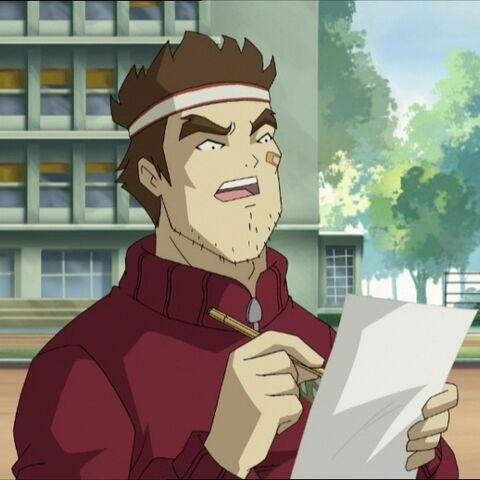 Джим Моралес в анимационния сериал.