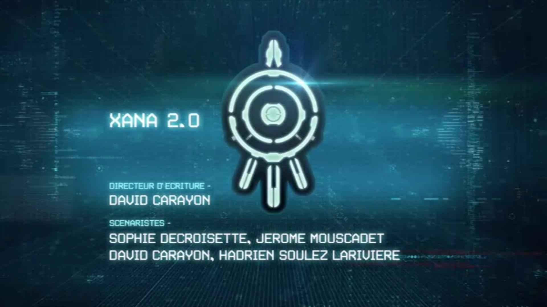 Xana 20 Code Lyoko Wiki Fandom Powered By Wikia