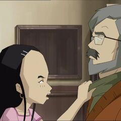 Сиси је тешко да убеди свог оца.