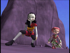 A Great Day Aelita and Yumi enter the Mountain Sector image 1