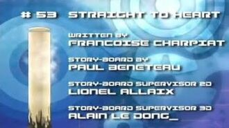 Code Lyoko All Prequel & Season 3 Title Cards