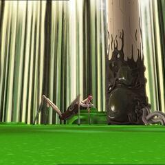 Тарантула је испоручила Аелиту.