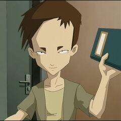 Улрик са својим дневником.