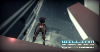 Lyoko Conquerors - William promotional picture Dec17