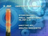 82 distant memory