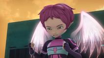 Aelita upset