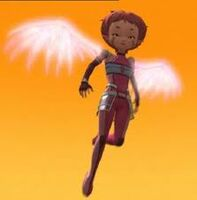 Aelitas wings desert