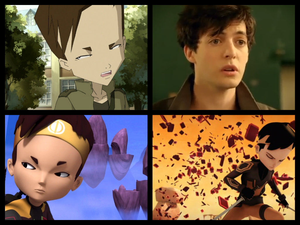 Ulrich Stern Code Lyoko Wiki Fandom Powered By Wikia