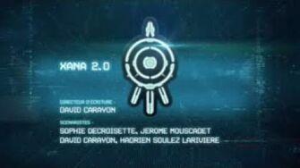 Code Lyoko All Season 5 Title Cards