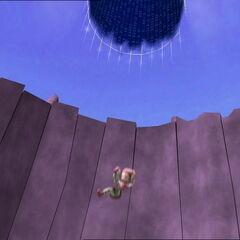 """Успутни торањ се дезинтегрише у епизоди """"<a href="""
