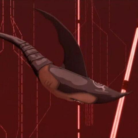 Ајкула, лута у дигиталном мору.