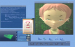 Aelita on the supercomputer