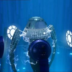 Подморница је довршена!