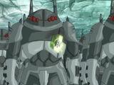 X.A.N.A.'s Robot Army